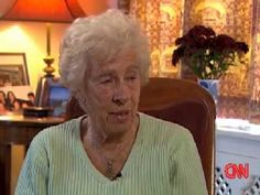Auschwitz survivor Eva Schloss talks about her relationship with Anne Frank (Part 1)