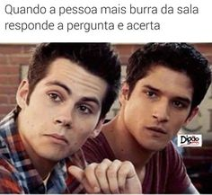 Image about funny in Teen Wolf! Teen Wolf Scott, Teen Wolf Dylan, Teen Wolf Stiles, Dylan O'brien, Teen Wolf Memes, Teen Wolf Funny, Scott Mccall, Meninos Teen Wolf, Funny School Pictures