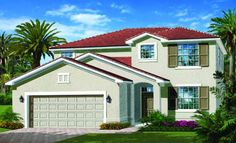 Amalfi - Lennar Homes Reflection Lakes - Naples FL