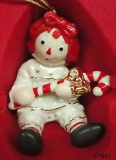 Lenox Ornament RAGGEDY ANN'S SWEET HOLIDAY - New In Box