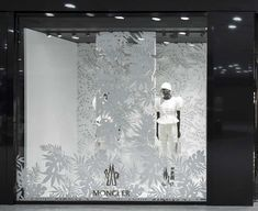 "MONCLER,Malpensa Airport, Milan,Italy, ""It's a jungle out there"", pinned by Ton van der Veer"