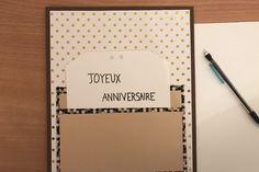 DIY CARTE ANNIVERSAIRE GEANTE Retrouvez sur le blog le DIY que Léa vous a concocté à l'occasion de l'anniversaire de son chéri