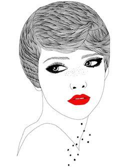shu84: Hajin Bae Illustrations