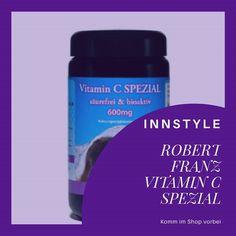 1-InnStyle — 🚫Vitamin C Spezial - Kapseln * ⚠️■Wir betrachten... Vitamin C, Health, Pictures