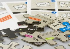 Synoptik, Direct Mail Campaign on Behance