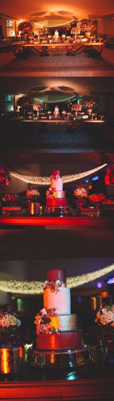 Wedding decor, mesa do bolo, casamento