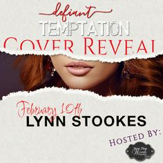 Tome Tender: Lynn Stookes Presents the #COVER REVEAL & #Giveaway for Defiant Temptation