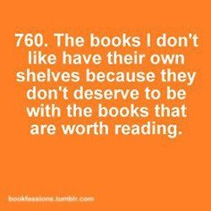 Bookworm's problem 760. In my room the best books, all the rest somewhere else