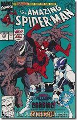 Venom #07 - Regreso y exilio (1991)