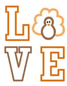 All Designs :: Love Turkey