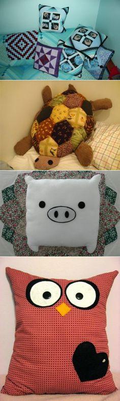 Оригинальные подушки