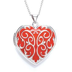 Chic Silver Red Enamel Heart Locket with 46cm Chain by CHIC, http://www.amazon.co.uk/dp/B0083PBWXS/ref=cm_sw_r_pi_dp_rb.crb15JFBRN
