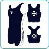 Bristol Ariel RC Onepiece rowing suit