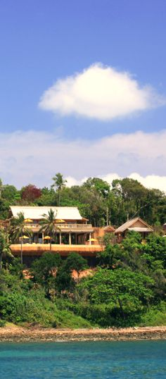 Take advantage of a private villa at Soneva Kiri in Koh Kood, #Thailand.