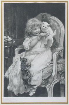 Arthur John Elsley ~ Make Haste, 1895