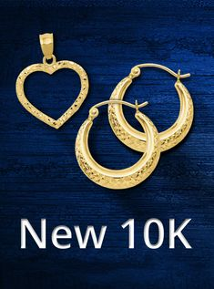 The New 10K Gold Catalog is here! Shopping for 10K jewelry is made easy with our first edition 10K gold catalog. Shop all-new styles here: #QualityGold #10karat #GoldJewelry #10kGold #10kJewelry