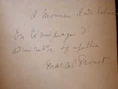 Le côté de Guermantes II. Sodome et Gomorrhe I. - Marcel Proust. (http://www.edition-originale.com/Marcel-PROUST-Le-cote-de-Guermantes-II-Sodome-et-Gomorrhe-I-Paris-1921.html,41138)