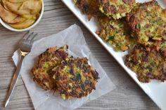Brussels Sprout Latkes | Vegetable Latkes Recipe - Joy of Kosher