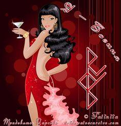 Автор Fatiniia От автора Беркана- женственность , красота. Кано- сексуальность, страсть, огонь. Ass- уверенность в себе, что женщина красива и сексуальна.