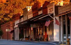 Jacksonville  Oregon~wonderful Historic town in Southern Oregon..near Ashland and Medford.