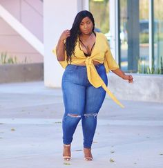 Plus Size Fashion Looks Plus Size, Curvy Plus Size, Plus Size Fashion For Women, Plus Size Women, Fashion Nova Discount, Plus Size Dresses, Plus Size Outfits, Big Black Woman, Black Women