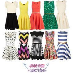 New Girl fashion, new girl jess, new girl jess fashion, new girl zooey deschanel