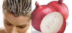 Esta receta con cebolla roja, se dice que es muy eficaz y es utilizada supuestamente en Hollywood.