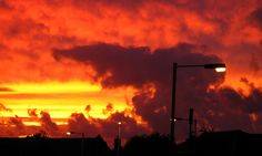 Sunset, Southport