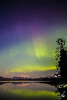 Aurora Borealis, March 29, 2013 by SorenHedberg