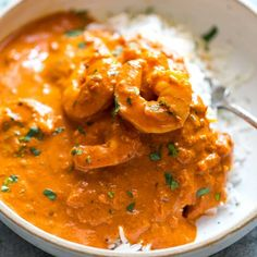 Goan Prawn Curry with Coconut is a spicy, sour curry that comes from Goa and is also called Ambot Tik. Just serve this with steamed rice and you have a truly satisfying meal!