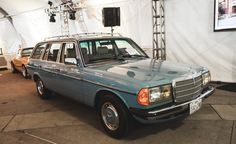 1982 Mercedes Benz 300TD Wagon