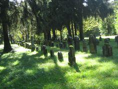 Judenfriedhof bei Pretzfeld