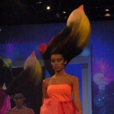 Runway hair 2