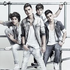 Digital Spy reports, The boyband have performed an acoustic rendition of new track 'Beethoven', which has been lifted from their upcoming self-titled debut album. Lyrics in the song include: Josh Cuthbert, George Shelley, Save The Last Dance, J Star, Moves Like Jagger, Justin Bieber Pictures, Cher Lloyd, British Boys, 1d And 5sos