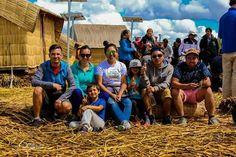 Islas flotantes en Puno, Puno