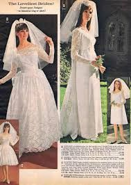 Vintage advertising and other cool retro stuff - found in my mother's basement, flea markets and various corners of the Internet - dusted off and displayed for your pleasure by Paula Zargaj-Reynolds. 1960s Wedding Dresses, Designer Wedding Dresses, Bridal Dresses, Wedding Gowns, Vintage Wedding Photos, Vintage Bridal, Vintage Weddings, Perfect Bride, Beautiful Bride