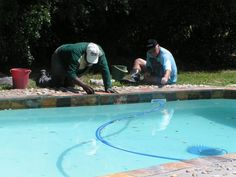 All About Building - Build Your Own Swimming Pool: Riglyne om Jou Eie Swembad te Bou