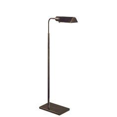 Visual Comfort, Studio floor lamp, Bronze with Wax Finish $369 (SMALLEST ONE THAT USES REGULAR BULBS)