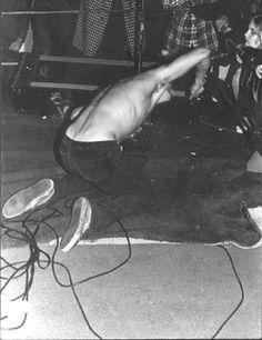 Black Flag - henry rollins 1982 live arizona