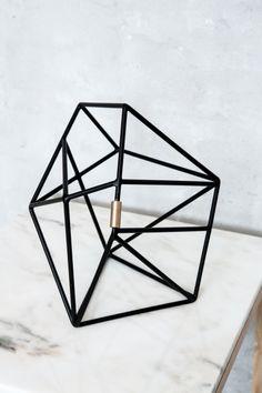 Kristina Dam Studio Diamond Sculpture