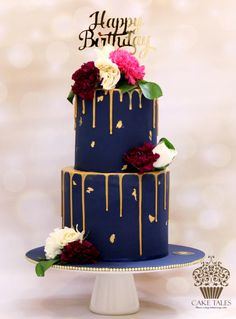 43 Ideas for birthday cake ideas for women dads - birthday Cake Ideen 29th Birthday Cakes, 40th Birthday Cake For Women, Birthday Cake For Women Elegant, 40th Cake, Beautiful Birthday Cakes, Dad Cake, 70th Birthday, Birthday Quotes, Birthday Ideas