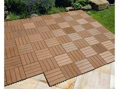 durable wpc floor export , heat resistance decking for sale