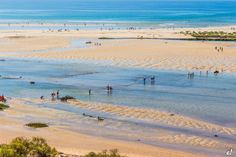 Praia da Fábrica, Cacela Velha, Algarve - Portugal