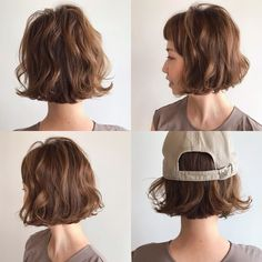 65 Best Messy Short Hairstyles Japanese - Japanese hairstyle design has always had its characteristics. So today we have collected 65 kinds of Japanese Messy short hairstyles idea. Let's look for amazing hair inspiration. Messy Short Hair, Medium Short Hair, Choppy Bob Hairstyles, Cool Short Hairstyles, Hair Arrange, Japanese Hairstyle, Hair Designs, New Hair, Hair Inspiration