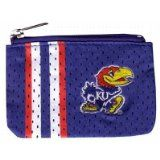 NCAA Kansas Jayhawks Ladies Athletic Mesh Coin Purse - NCAA Kansas Jayhawks Ladies Athletic Mesh Coin Purse Great for Every Fan!Team Logo and ColorsOfficially Licensed NCAA ProductShow Your Team Pride Kansas Jayhawks Ladies Coin Purse Athletic Kansas Basketball, Kansas Jayhawks, Team Logo, Coin Purse, Pride, Mesh, Athletic, Fan, Wallet