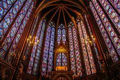Sainte-Chapelle Paris [OC] [4608x3072] via Classy Bro
