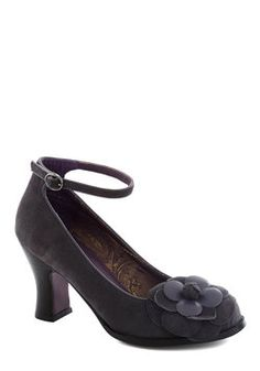 Bloom for Growth Heel in Storm, #ModCloth - $88.99