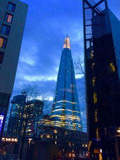 The Shard la Scheggia di vetro a Londra (Collezioni fotografie di Britalyca News Londra)