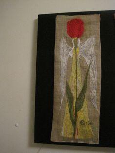 Punaisen tulppaanin enkeli