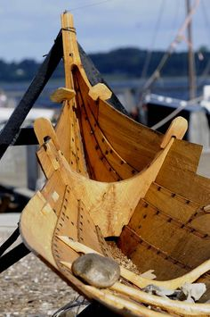 The Gokstad Boat - Vikingeskibsmuseet Roskilde
